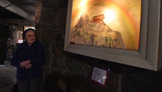 Living Rock Studios invites visitors for holiday tours
